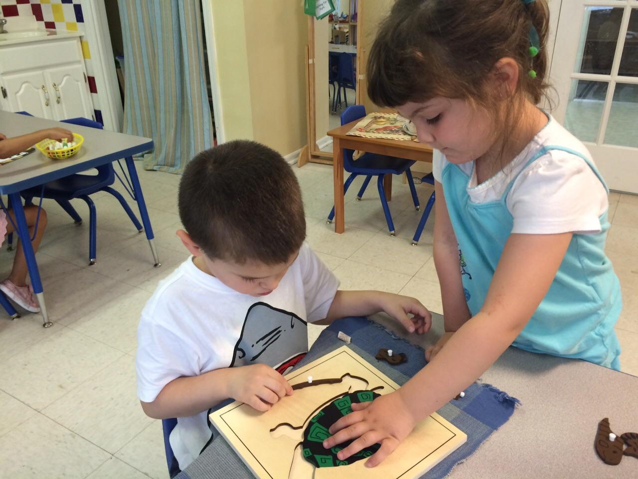 Schedule a Tour: Little Gems Montessori Academy
