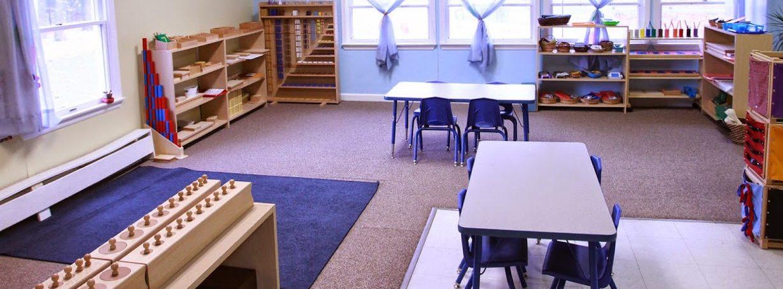 Montessori Primary Classroom